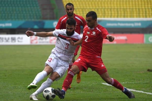 منتخب سورية الأولمبي لكرة القدم يبلغ الدور ربع نهائي بعد فوزه على نظيره الفلسطيني