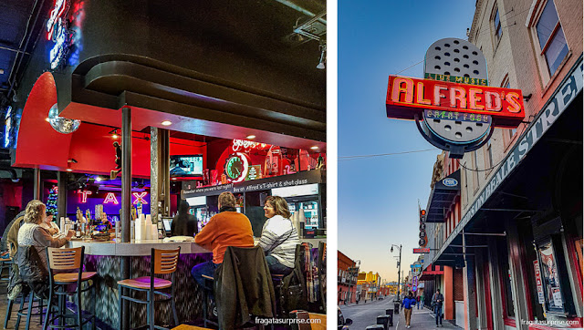 Alfred's on Beale Street, Memphis