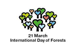 International Day of Forests Wishes For Facebook