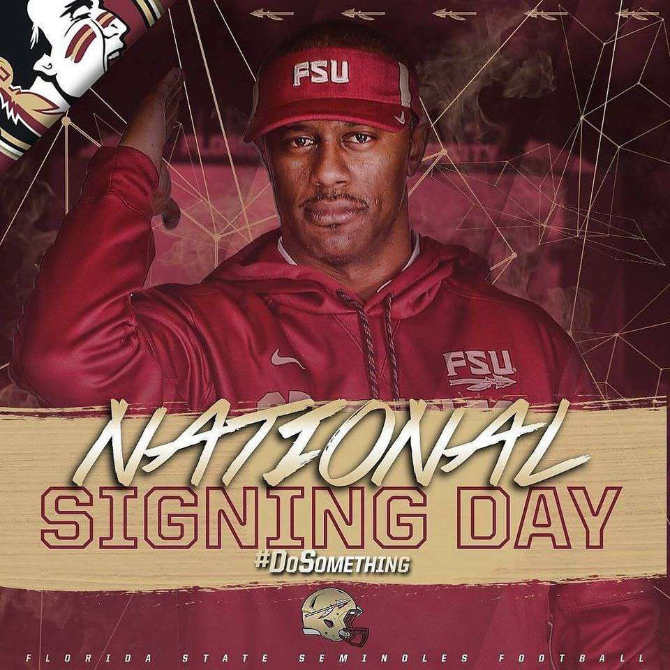 National Signing Day Wishes Unique Image