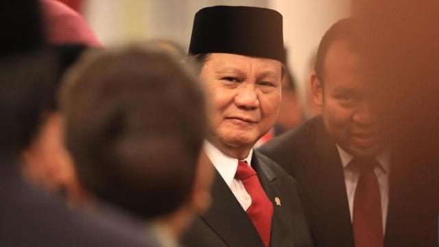 Pengamat: Prabowo Masuk Kabinet Bisa Jadi Modal Kuat untuk 2024