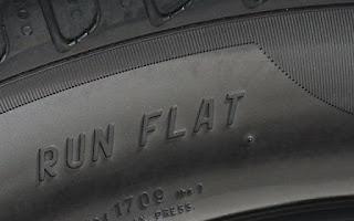Vỏ ô tô runflat là gì?