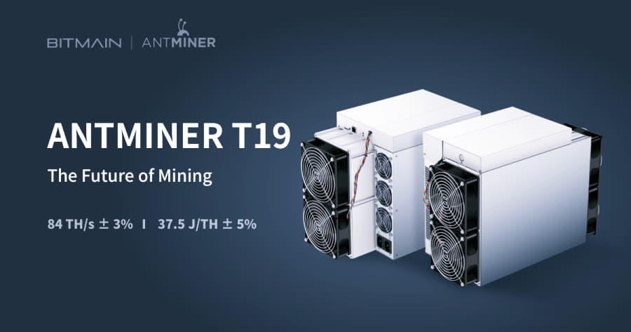 جهاز Antminer T19