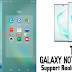 Download Themes GALAXY NOTE 10 UI for Oppo Realme