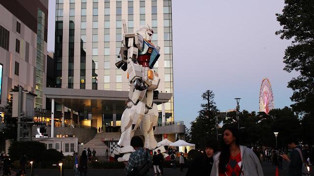 Gundam Front Odaiba