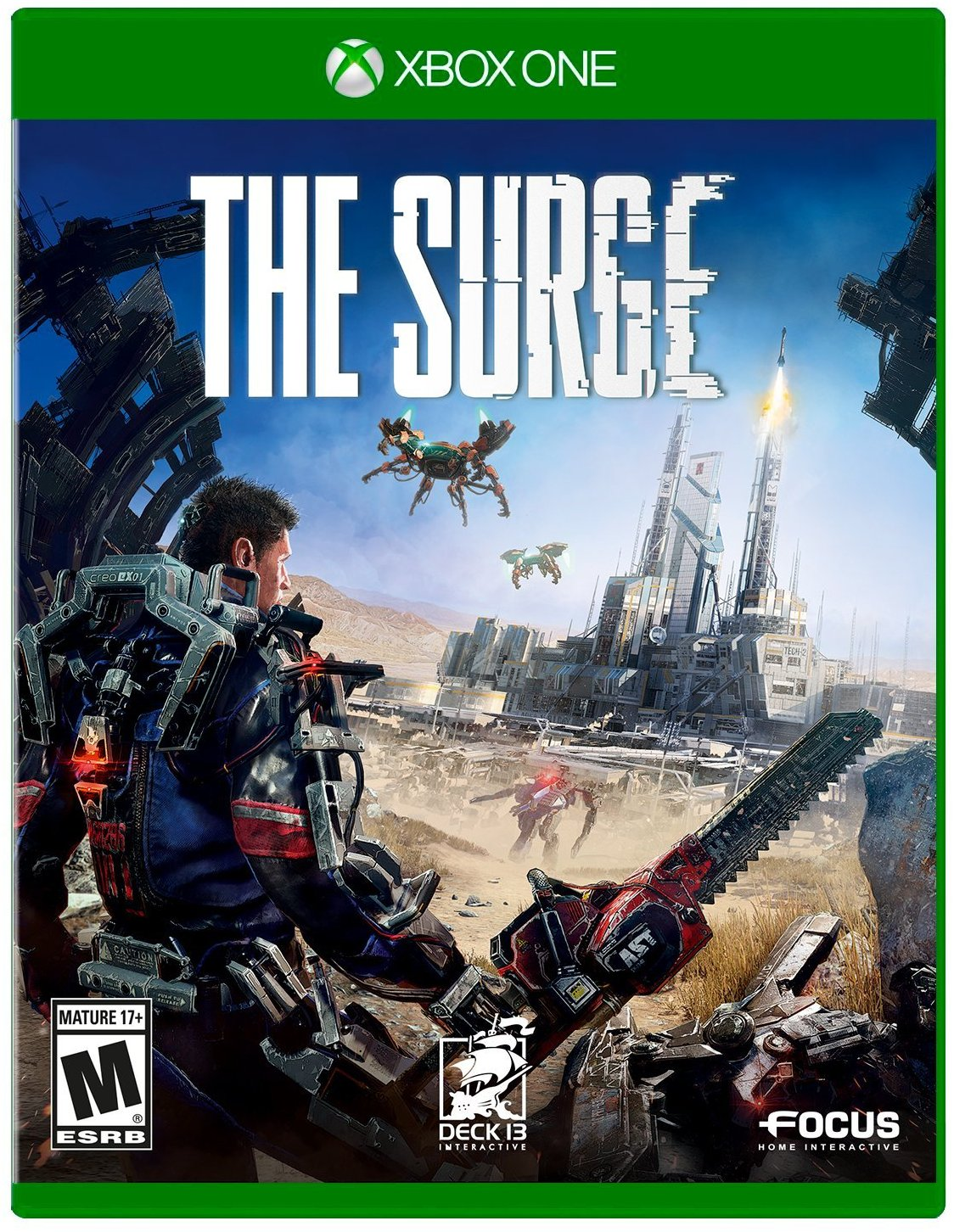 new games the surge pc ps4 xbox one the. Black Bedroom Furniture Sets. Home Design Ideas