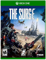 The Surge Game Cover Xbox One