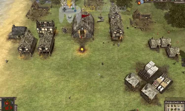 تحميل لعبة صلاح الدين 3 Stronghold برابط مباشر