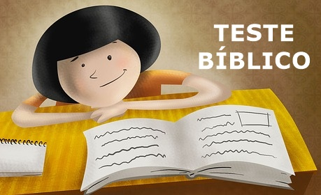 Teste Biblico 31 perguntas