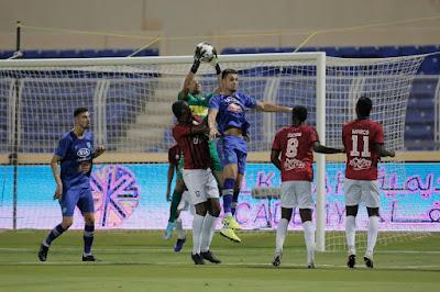 مشاهدة مباراة الاهلي والحزم بث مباشر اليوم 26-10-2019 في الدوري السعودي