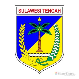 Provinsi Sulawesi Tengah Logo vector (.cdr)