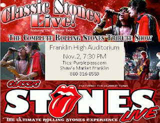 Classic Stones Live