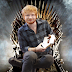 Ed Sheeran entra no episódio de estreia da nova temporada de 'Game of Thrones'