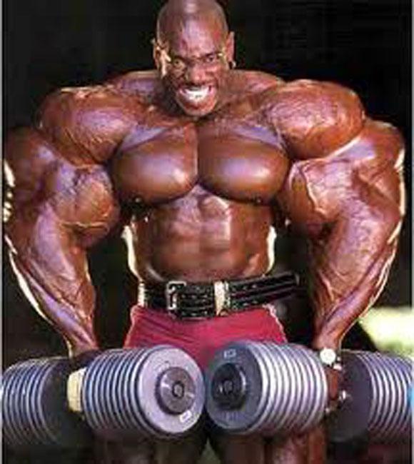 Mighty Lists: 10 huge body builders