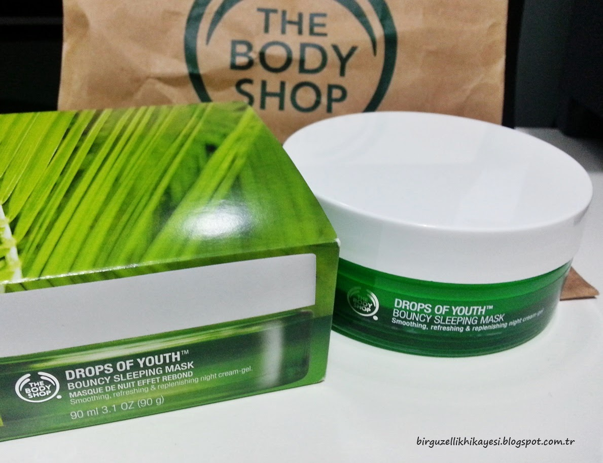 body shop drop of youth serisi