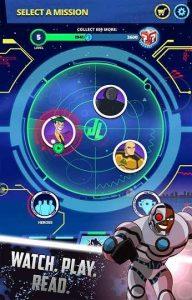 Justice League Action Run MOD APK Unlimited Money