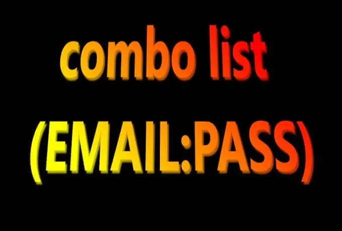 100k HQ COMBO EmailPass [Fortnite Minecraft Netflix ETC ]