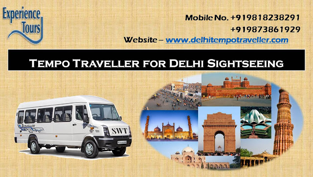 Luxury 17 Seater Tempo Traveller on Rent in Delhi-NCR