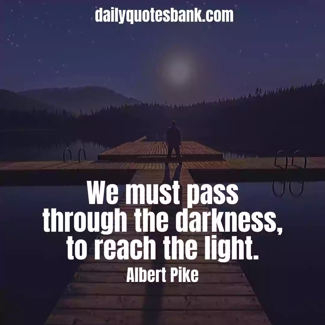 Inspirational Quotes About Hope and Light