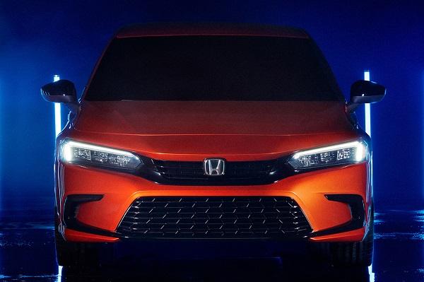 Honda Civic 2021 Prototipo