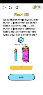 Brain Out Level 121 Indonesia : brain, level, indonesia, Brain