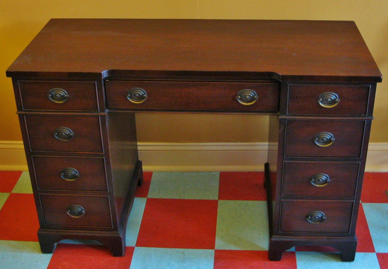 Redeux Vintage Furniture Landstrom Desk Arrives At Redeux