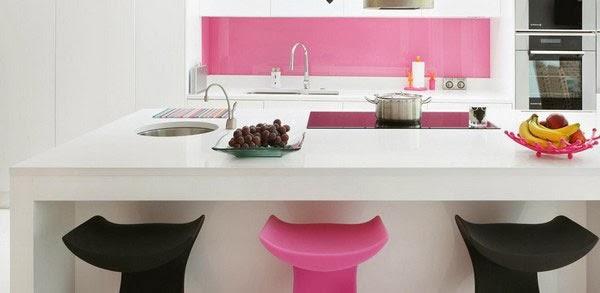 Namun Ternyata Jika Kita Bisa Mendesain Warna Pink Itu Dapur Akan Terlihat Sangat Indah Dengan Kalau Tidak Percaya Langsung Dilihat Aja