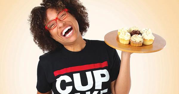 Mignon Francois, founder of The Cupcake Collection