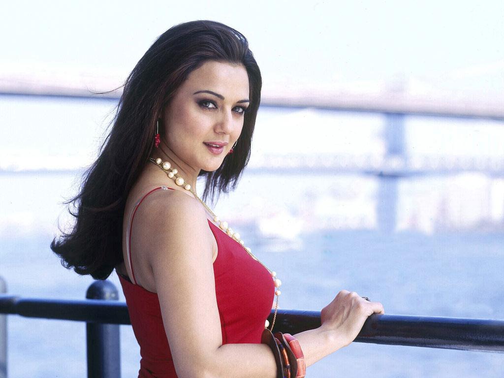 Yuthonly Preity Zinta In Ipl-5960