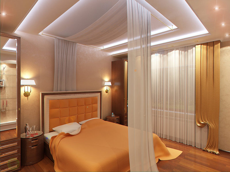 Bedrooms provide us with a good night's sleep and are our private space which needs good investment in a nice decor. Latest Gypsum Ceiling Designs For Bedroom 2020