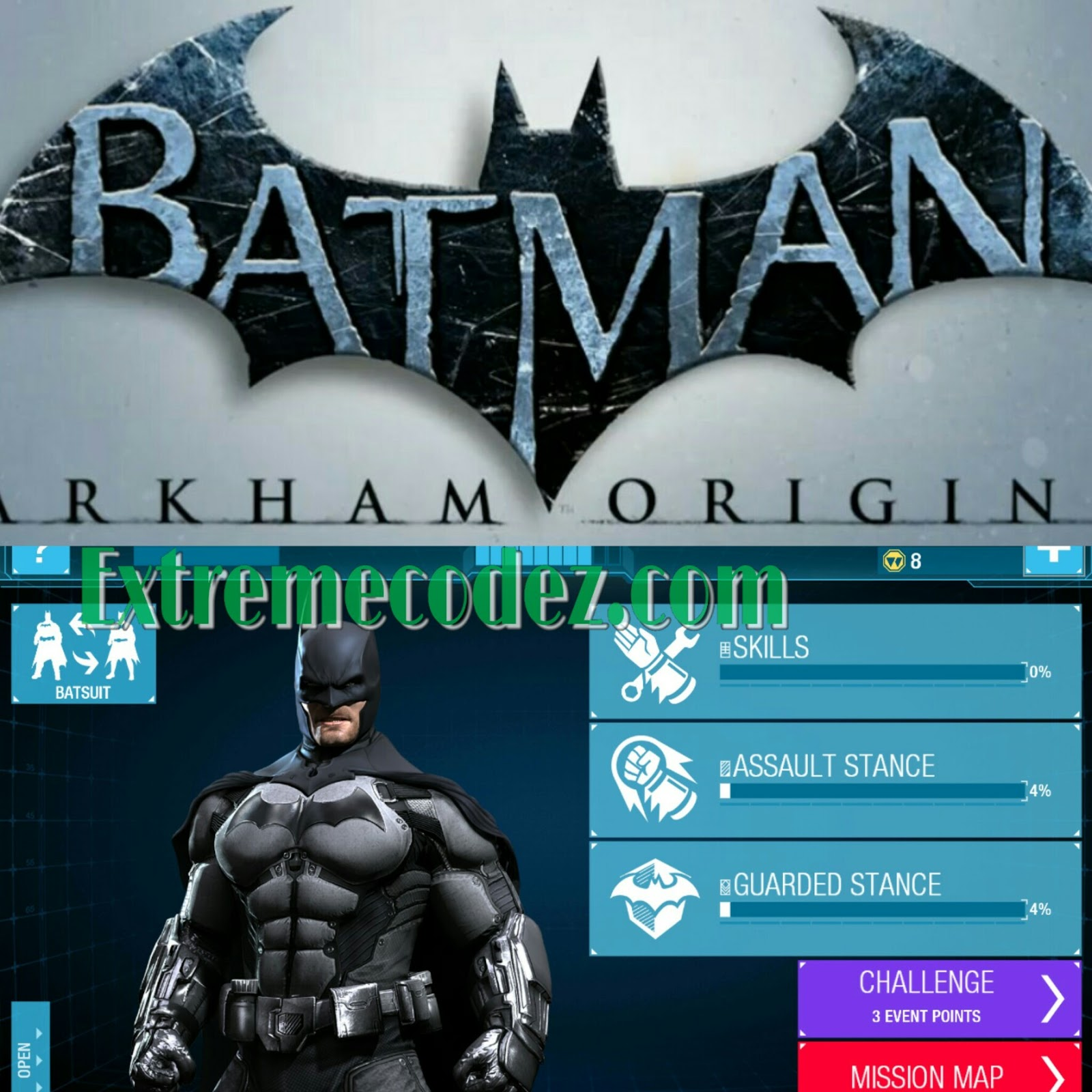 Batman Arkham origins android game mod APK | apk+data unlimited money offline game Abdul Wali. Loading... Unsubscribe from Abdul Wali? Cancel Unsubscribe. Working... Subscribe Subscribed ...
