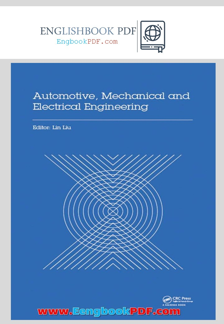 automotive mechanical and electrical engineering pdf