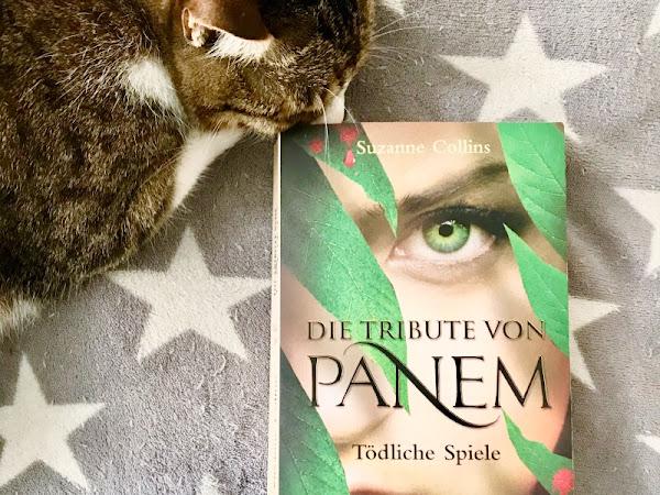 Buchtipp - Die Tribute von Panem
