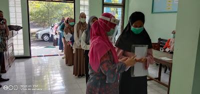 Unram Beri Contoh Menuju New Normal Life melalui UTBK 2020