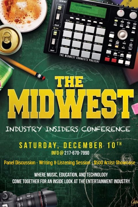 The Midwest Industry Insiders Conference comes to Illinois!