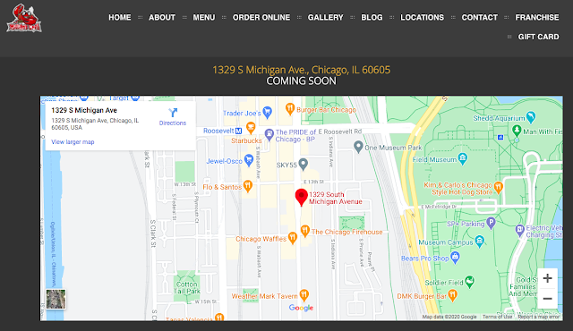 Million's Crab Appears To Be Coming Soon to 1329 S. Michigan