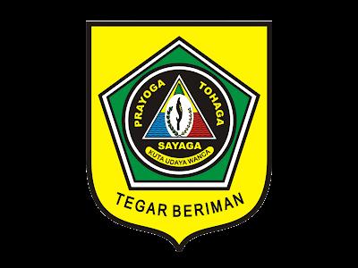 Logo Kabupaten Bogor Format PNG
