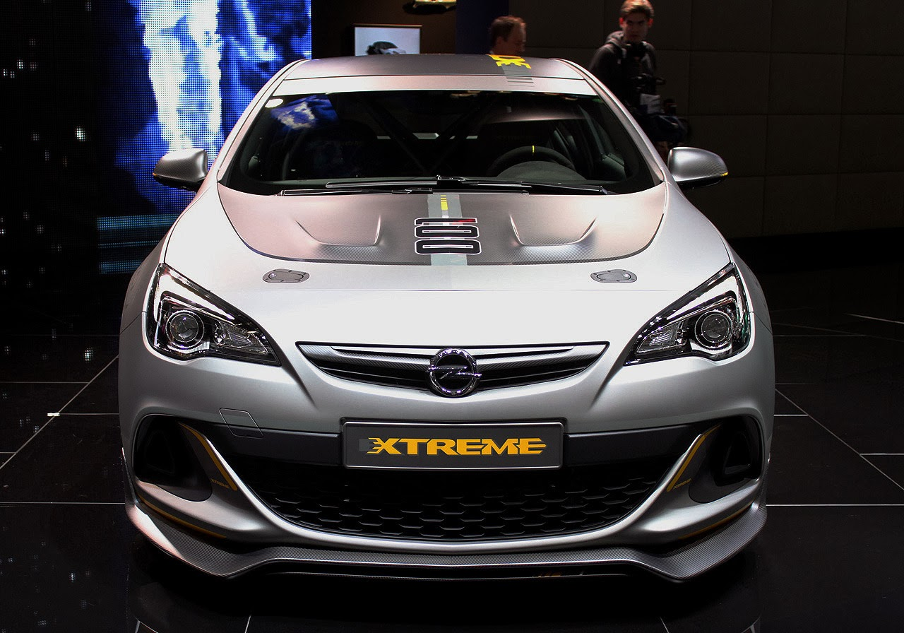 opel astra opc extreme geneva 2014 photos latest auto design. Black Bedroom Furniture Sets. Home Design Ideas