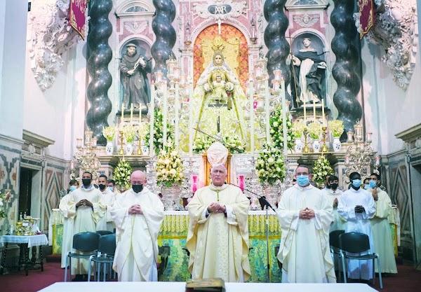 """El obispo de Cádiz: """"Esto nos sirve para ser conscientes de nuestra fragilidad"""""""
