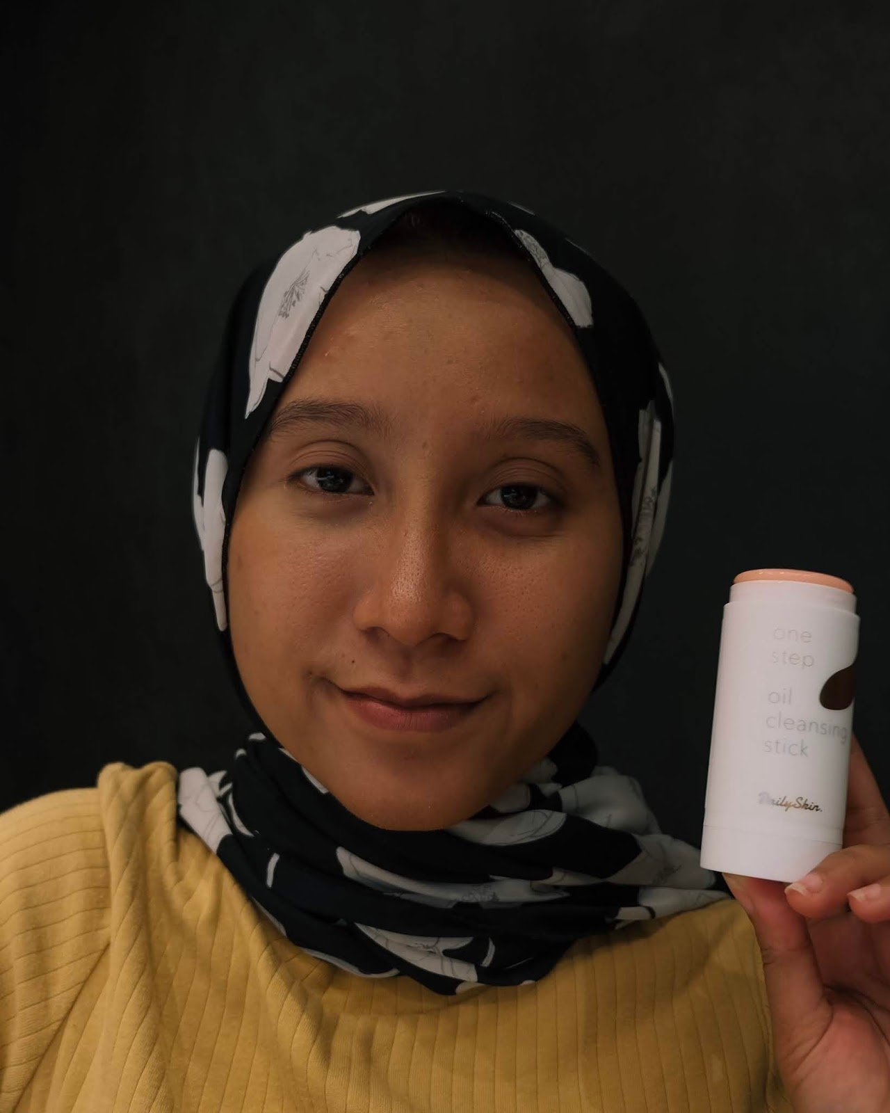 Daily Skin One Step Oil Cleansing Stick Althea Curitan Aqalili