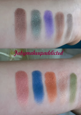 makeup delight palette swatches