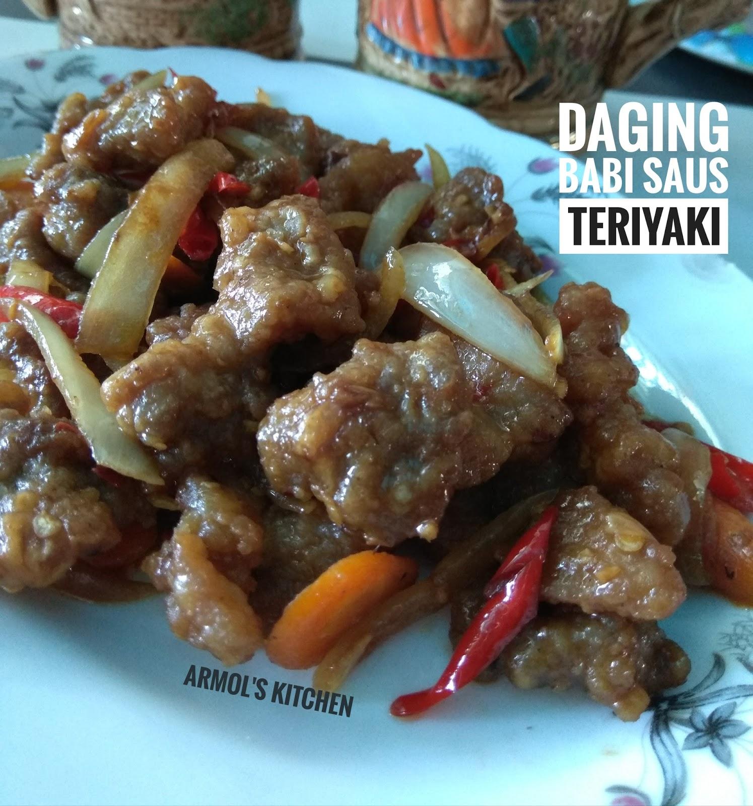 kuliner asli manado d h aneka resep masakan online daging