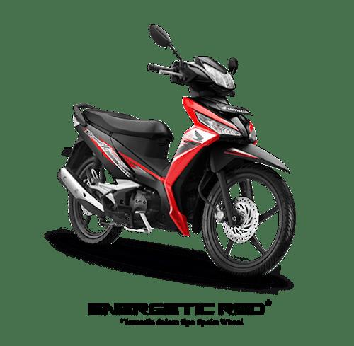 HONDA SUPRA X 125 CW - ENERGETIC RED 2018 Anisa Naga Mas Motor Klaten Dealer Asli Resmi Astra Honda Motor Klaten Boyolali Solo Jogja Wonogiri Sragen Karanganyar Magelang Jawa Tengah.