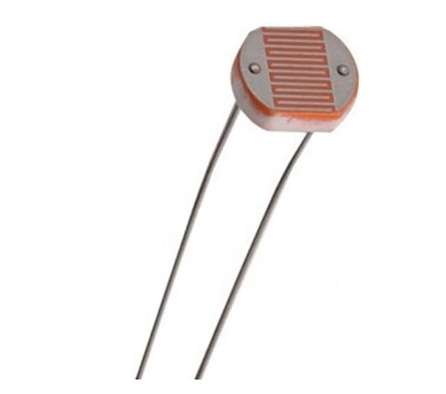 LDR(Light dependent resistor) | Code | Circuit | Pin configuration