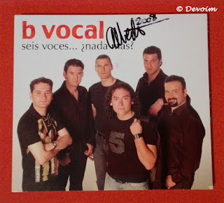 Disco Seis voces... ¿nada más? [bvocal]