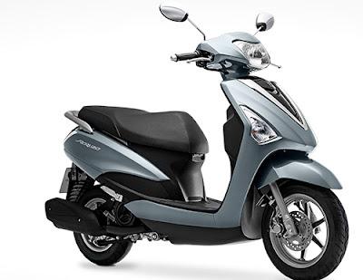 New 2016 Yamaha Acruzo 125cc Hd Picture