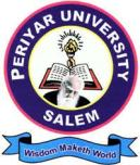 Periyar University Date Sheet 2019 - Latest BA BCom BSc MA Scheme