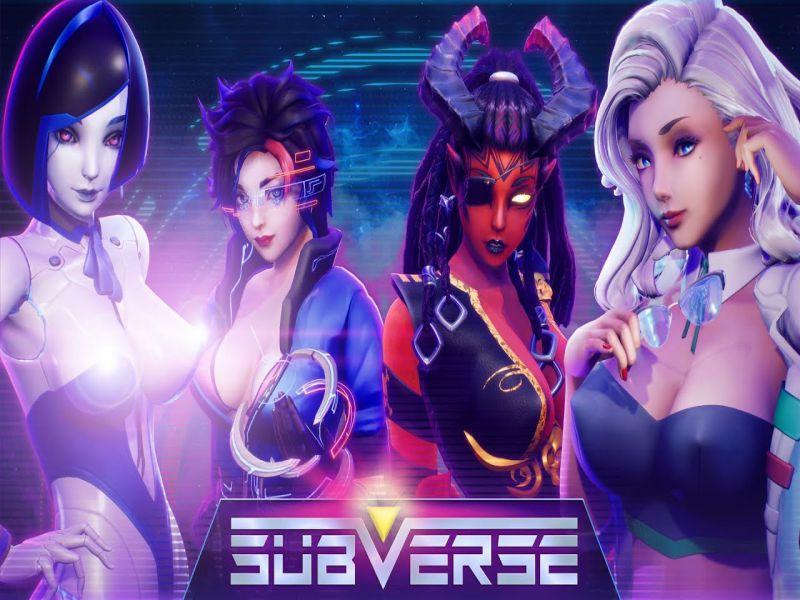 Download Subverse Game PC Free