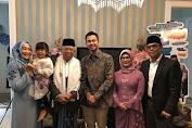 Sejumlah Tokoh Nasional Hadiri Pernikahan Rapsel Ali - Nur Azizah