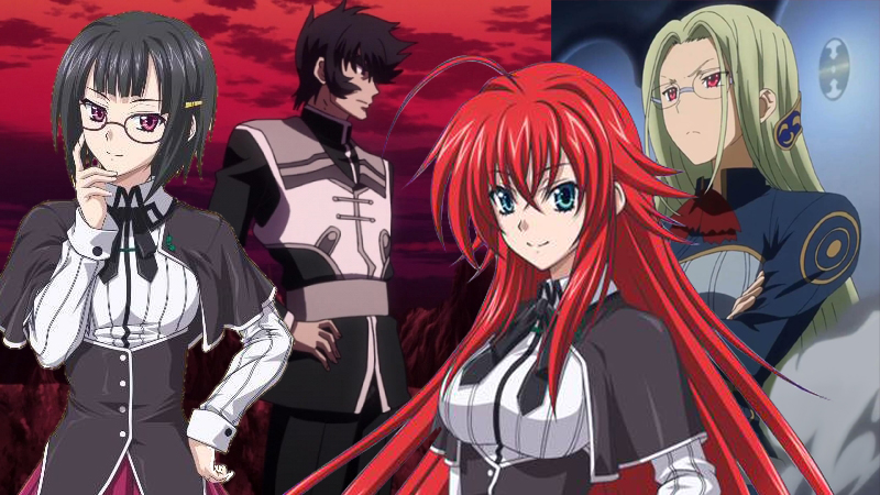 9 Sexy Fact About Rias Gremory, High School DxD - Otaku Notes